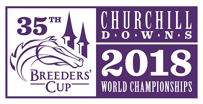 Churchill Downs – 11/03/2018  Breeders' Cup Day 2